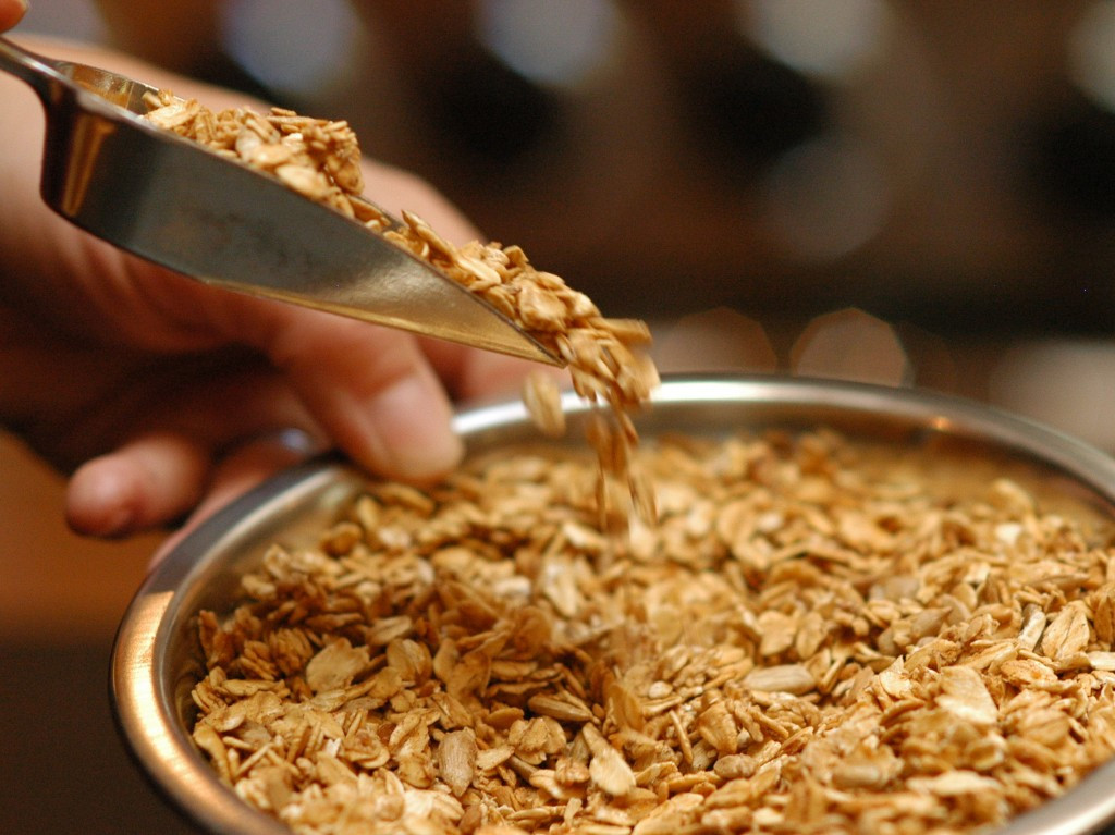 """Healthy Snacks Without Nuts  Granola The """"Sometimes"""" Healthy Snack"""
