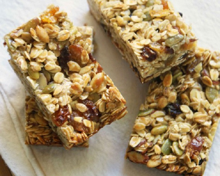 Healthy Snacks Without Nuts  Healthy food Nut cereal cookies without baking