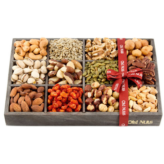 Healthy Snacks Without Nuts  30 Creative Mishloach Manot Ideas [Purim Gift Baskets