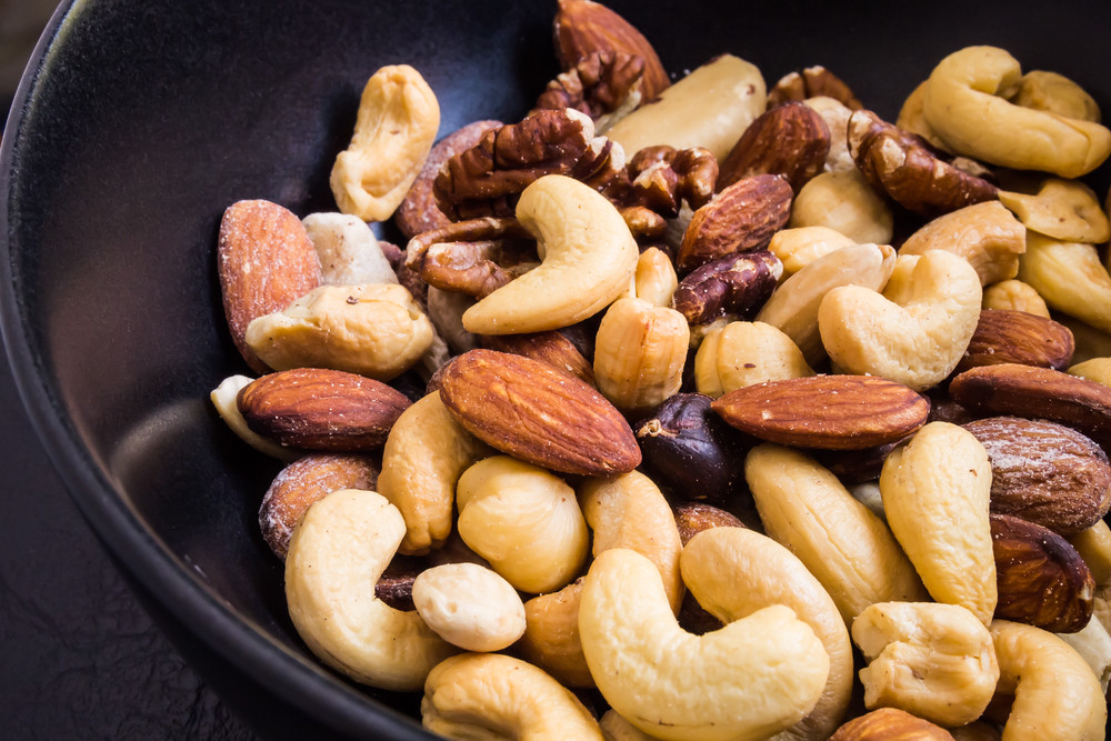 Healthy Snacks Without Nuts  7 healthy snacks to keep at your work desk Indoindians