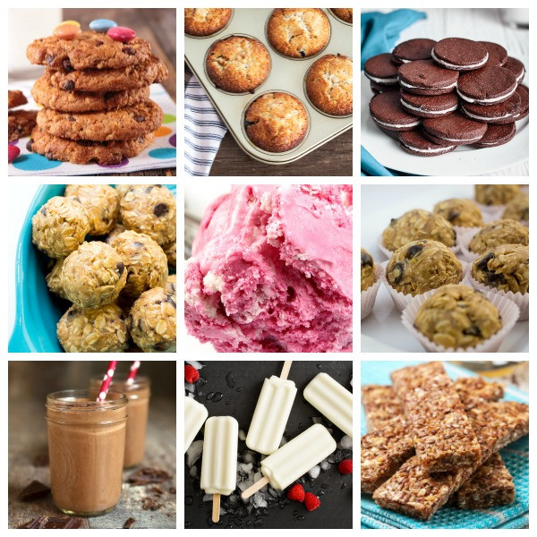 Healthy Snacks Without Nuts  Nut Free Snacks For Kids 20 Yummy Recipes They ll Love