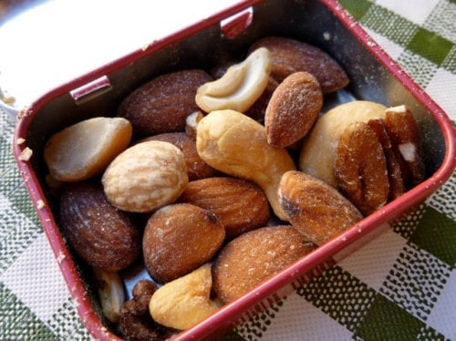 Healthy Snacks Without Nuts  Pack a Snack for Weight Loss Success