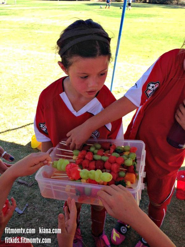 Healthy Soccer Snacks  Best 20 Team snacks ideas on Pinterest