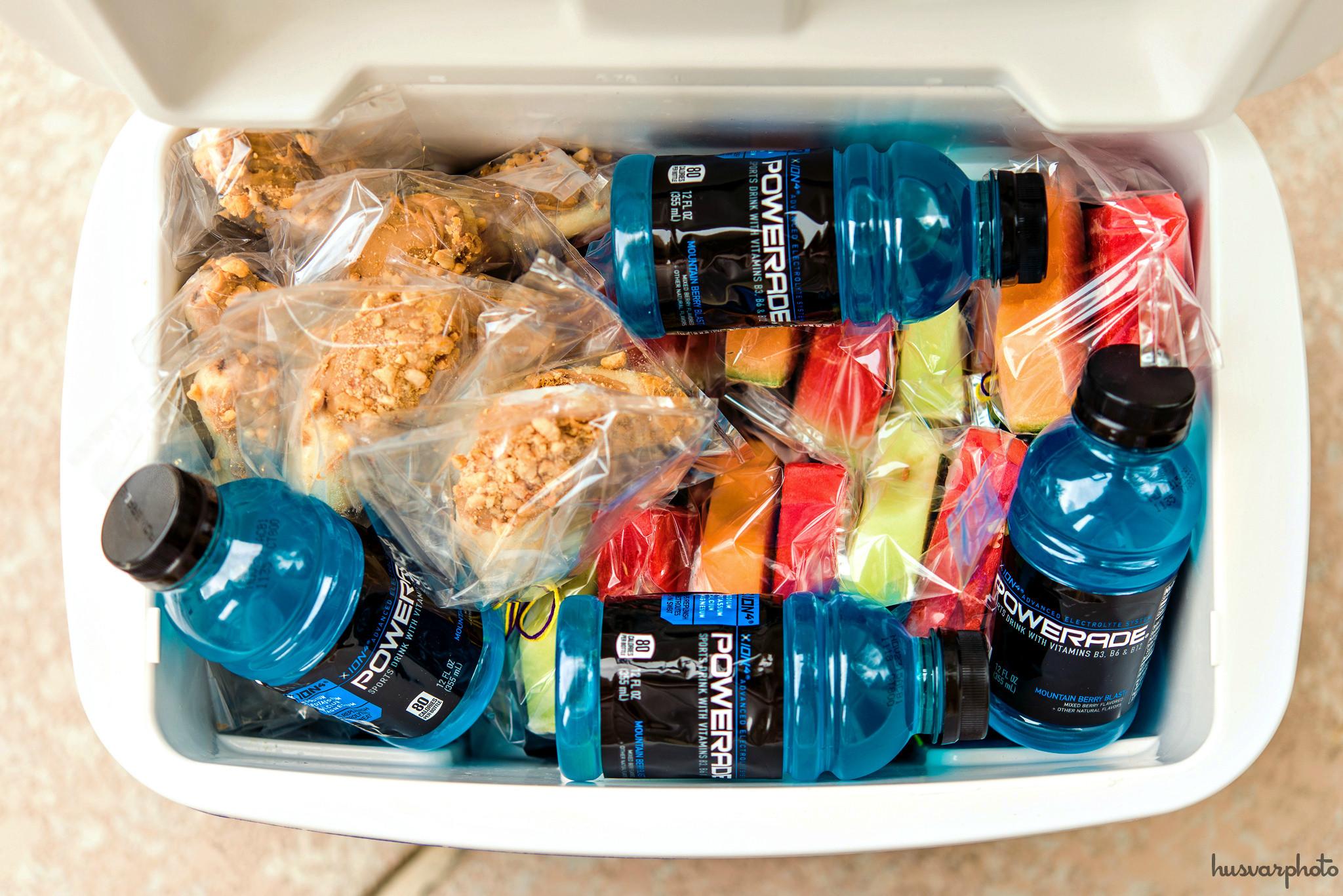 Healthy Soccer Snacks  healthy sideline snacks for kids soccer mom in the