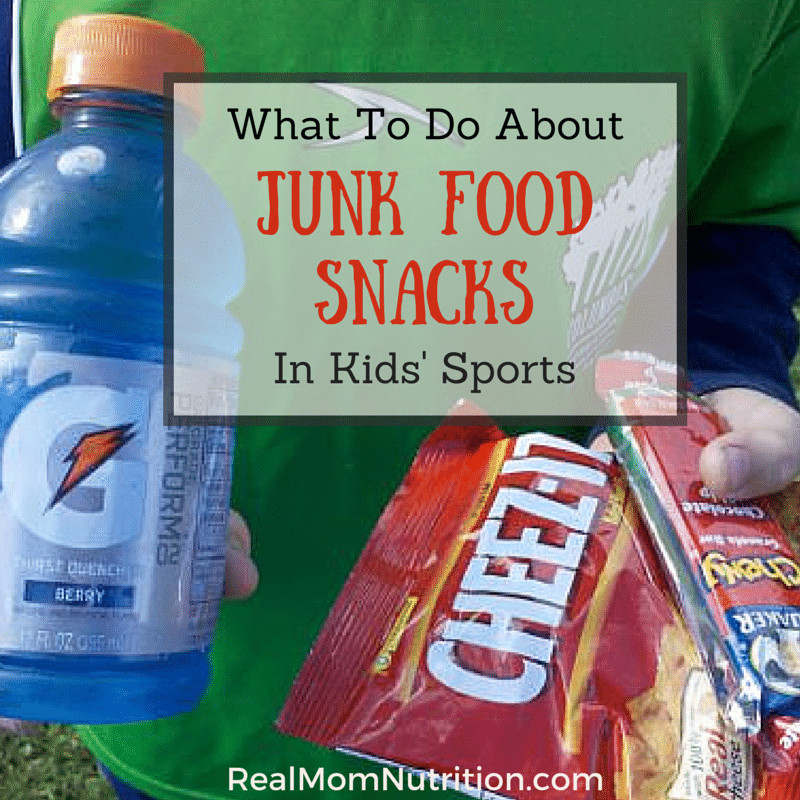 Healthy Soccer Snacks  healthy snacks for football players
