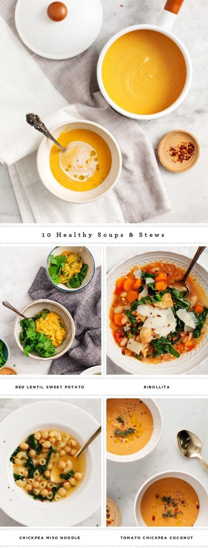 Healthy Soups And Stews  10 Healthy Soups and Stews Love and Lemons