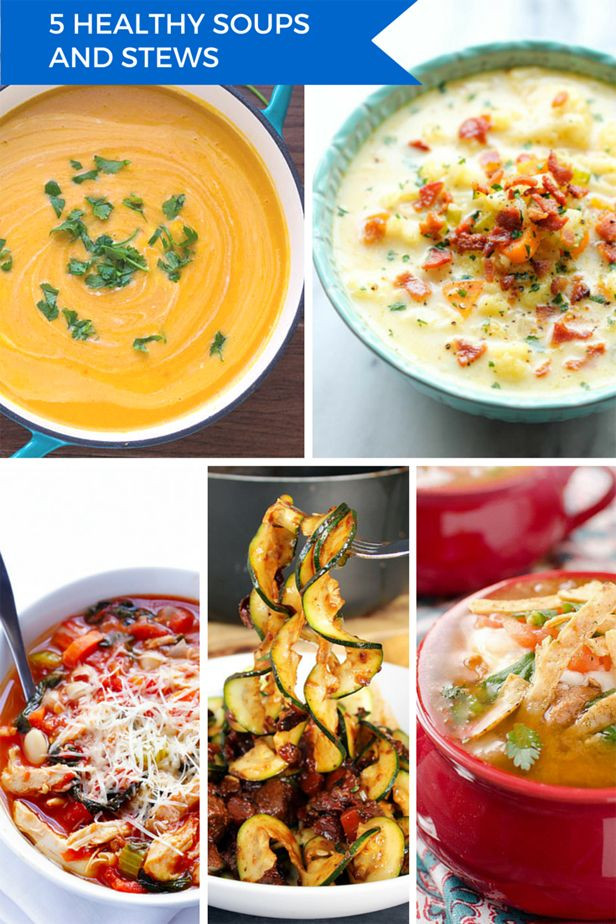 Healthy Soups And Stews  17 Best images about forts From Home on Pinterest