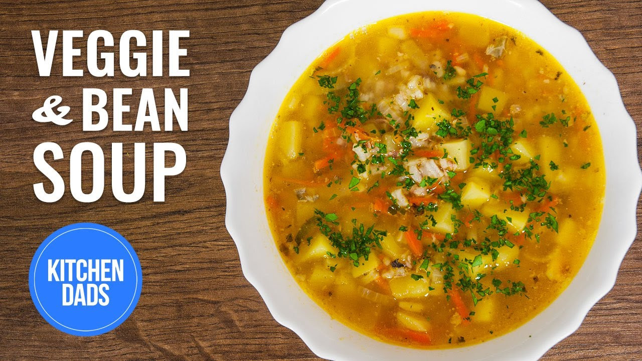Healthy Soups To Make  Healthy Ve able Soup Recipe