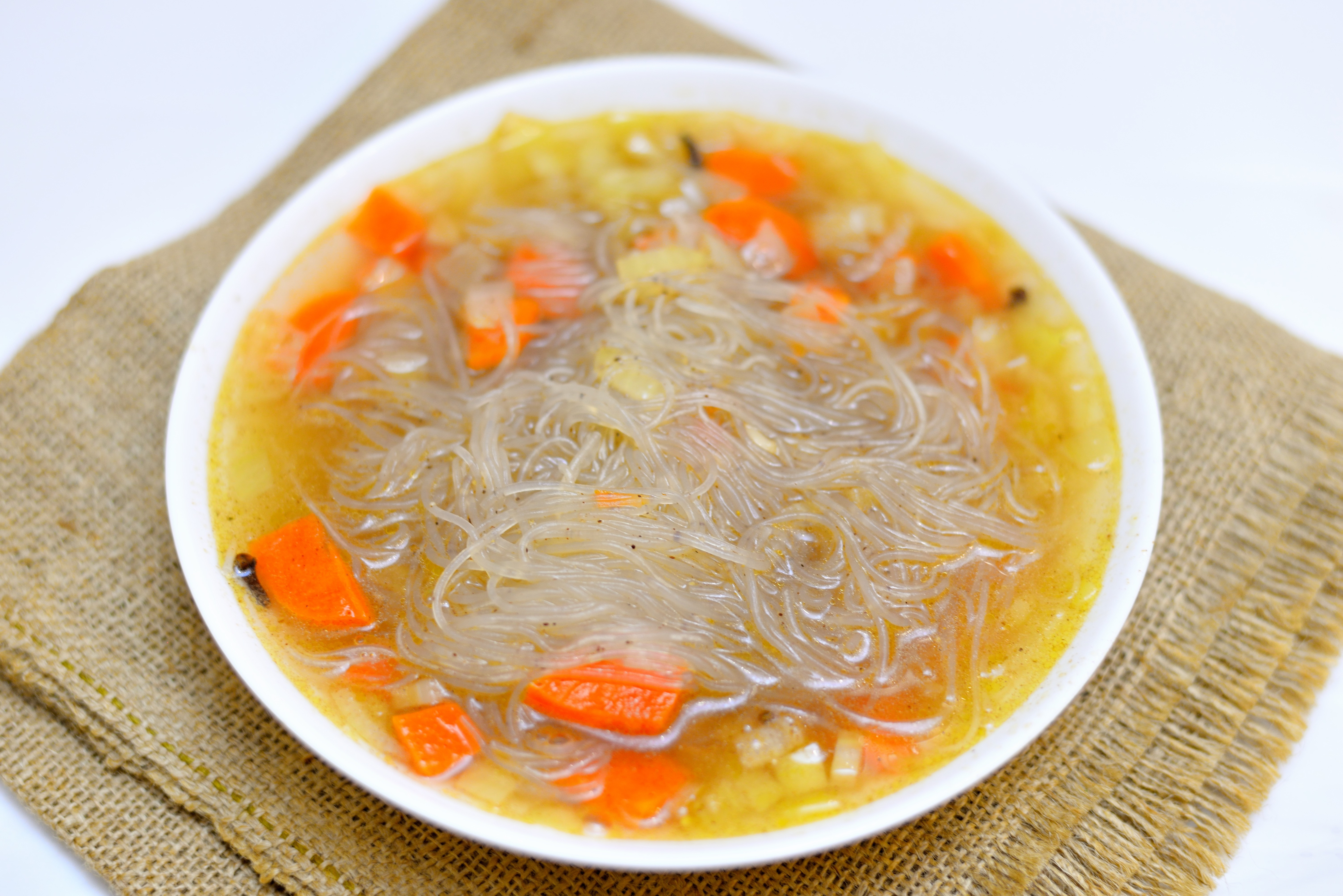 Healthy Soups To Make  3 Ways to Make Healthy Noodle Soups wikiHow