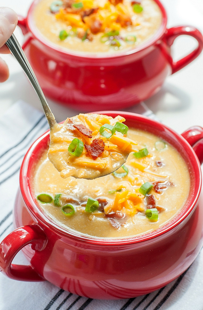 Healthy Soups To Make  23 Healthy Soup Recipes to Make this Fall