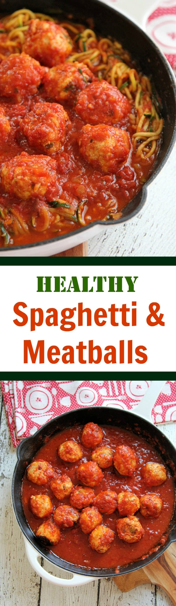 Healthy Spaghetti And Meatballs  Healthy Spaghetti and Meatballs Grain free Gluten free