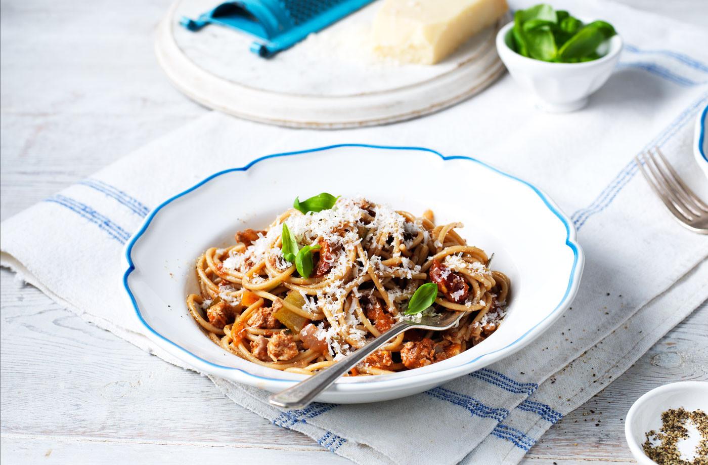 Healthy Spaghetti Recipes  Healthy Spaghetti Bolognese Recipe