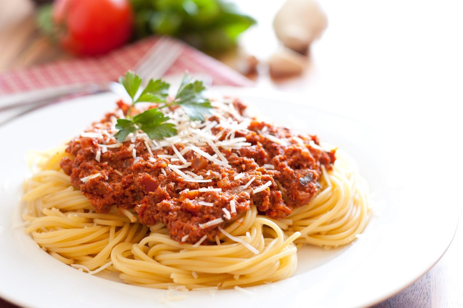 Healthy Spaghetti Sauce  Healthy substitutes