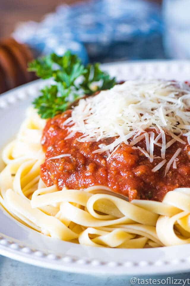 Healthy Spaghetti Sauce Recipe  Barbecued Pulled Pork No Sugar Added Paleo and Whole30