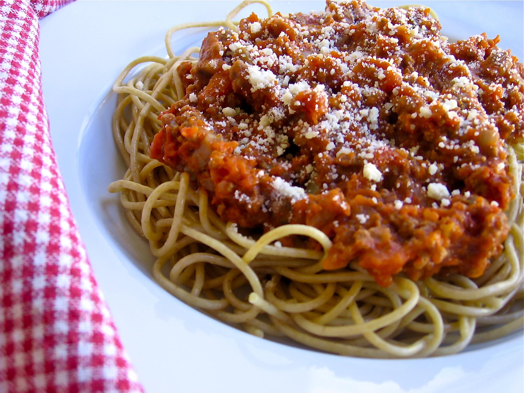 Healthy Spaghetti Sauce Recipe  Wel e • Simple Nourished Living