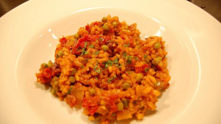 Healthy Spanish Rice  Heart Healthy Spanish Rice Heart Healthy