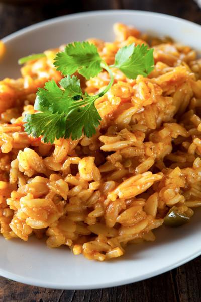 Healthy Spanish Rice  Easy Healthy Spanish Rice Recipe