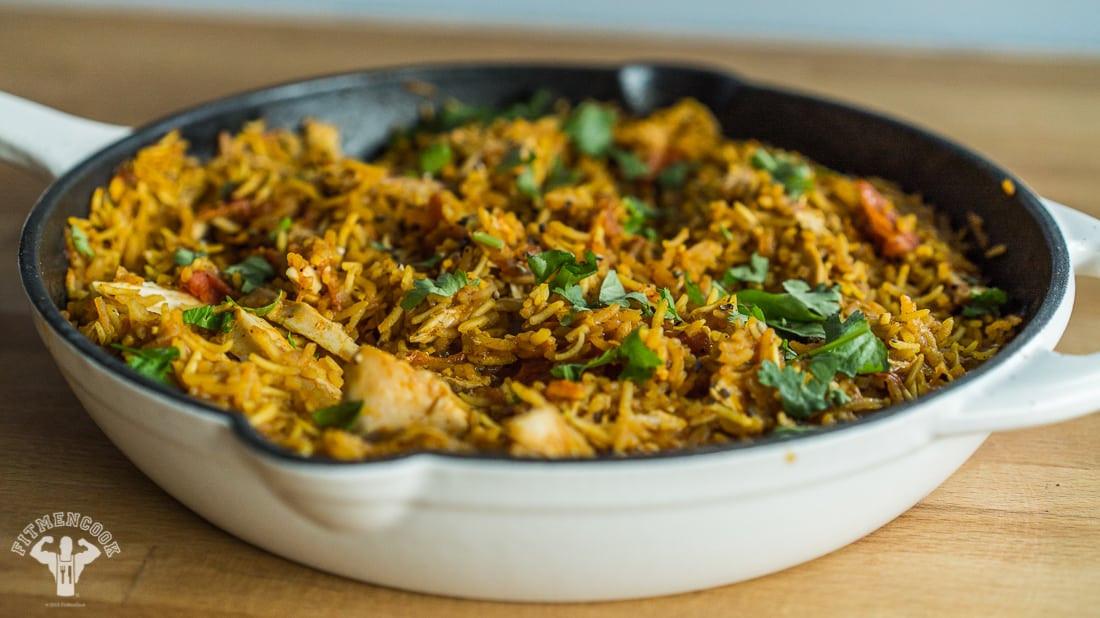 Healthy Spanish Rice  Healthy Spanish Rice Recipe Arroz con Pollo