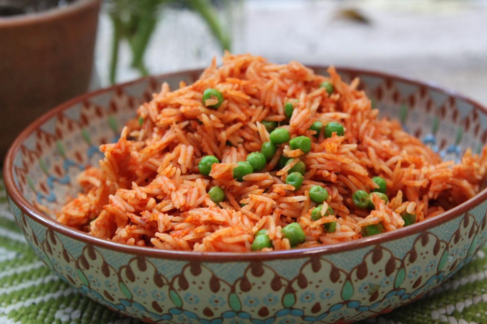 Healthy Spanish Rice  bohoBlack bohoEATS…Healthy inspired Spanish rice…It s ALL