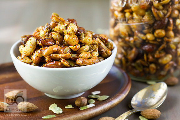 Healthy Spicy Snacks  21 Healthy Portable Snacks You ll Actually Want To Eat