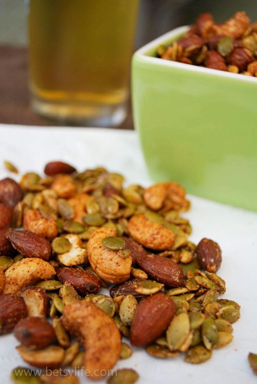 Healthy Spicy Snacks  Ultimate Sweet and Spicy Snack Mix