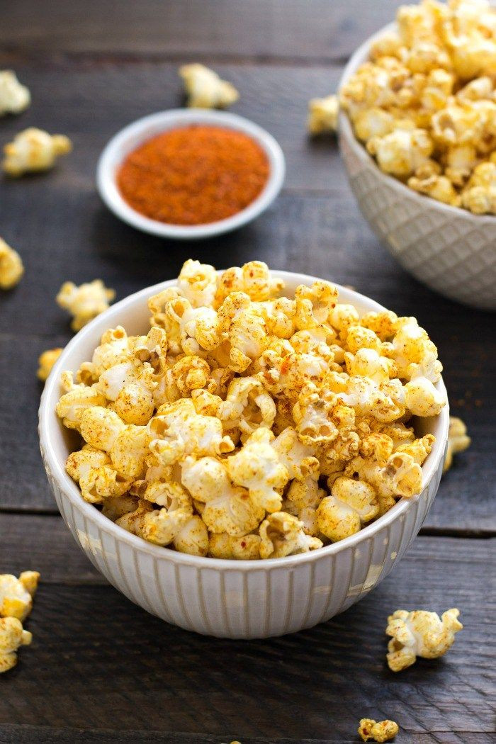 Healthy Spicy Snacks  The 25 best Spicy popcorn ideas on Pinterest