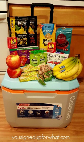 Healthy Sports Snacks  20 Healthy Snacks for Kids Sports Teams You Signed Up