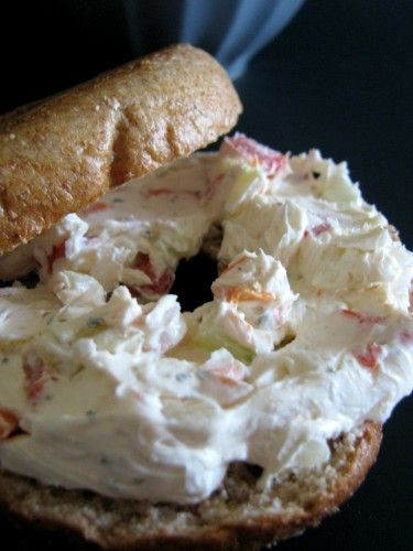 Healthy Spreads For Bagels  1000 images about CREAM CHEESE SPREADS on Pinterest