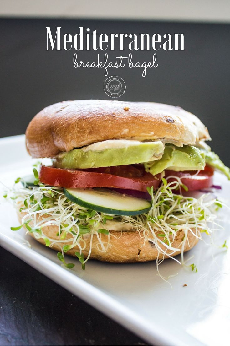 Healthy Spreads For Bagels  vegan bagel spread