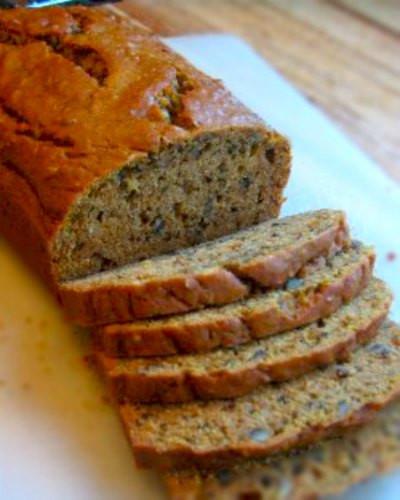 Healthy Squash Bread  Butternut Squash Bread Recipe Whats Cooking America