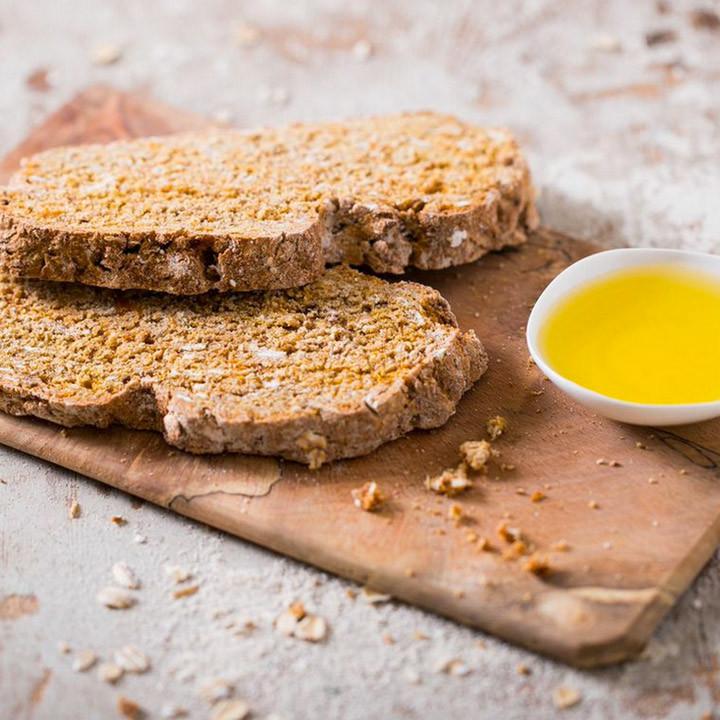 Healthy Squash Bread  Butternut Squash Soda Bread