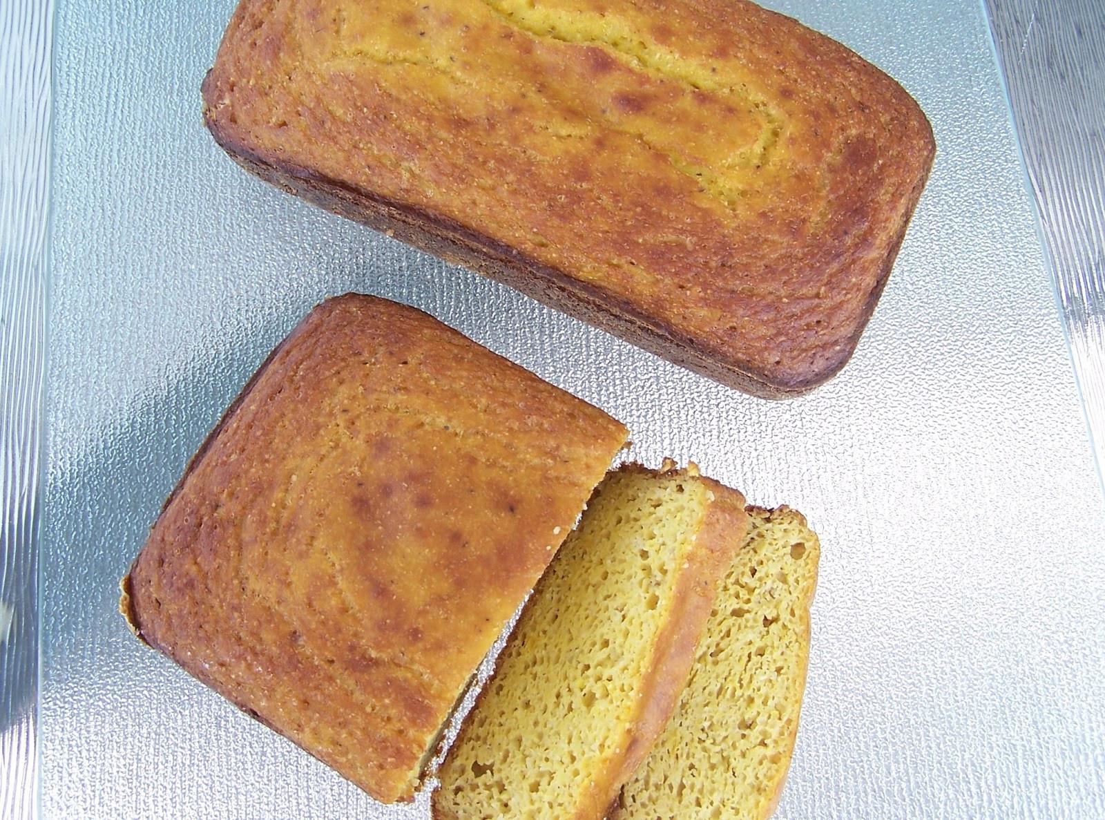 Healthy Squash Bread  Paleo Squash Bread gluten free Skinny GF Chef healthy
