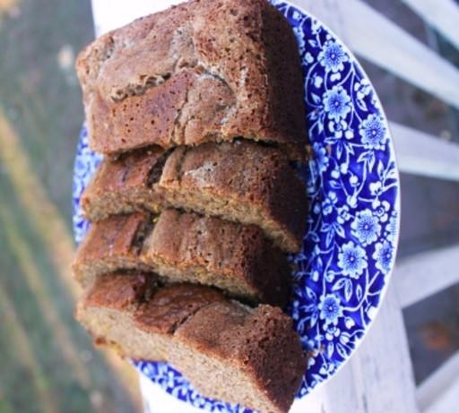 Healthy Squash Bread  Ella Bellas Healthy Summer Squash Bread Recipe Food