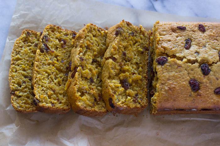 Healthy Squash Bread  Healthier Butternut Squash Bread
