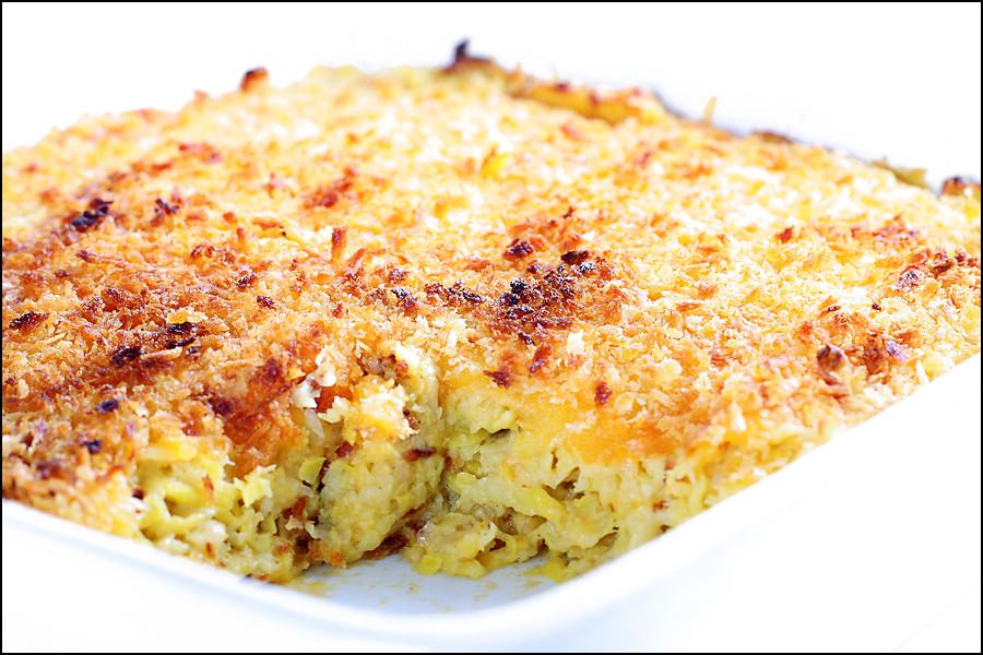 Healthy Squash Casserole  yellow squash casserole healthy