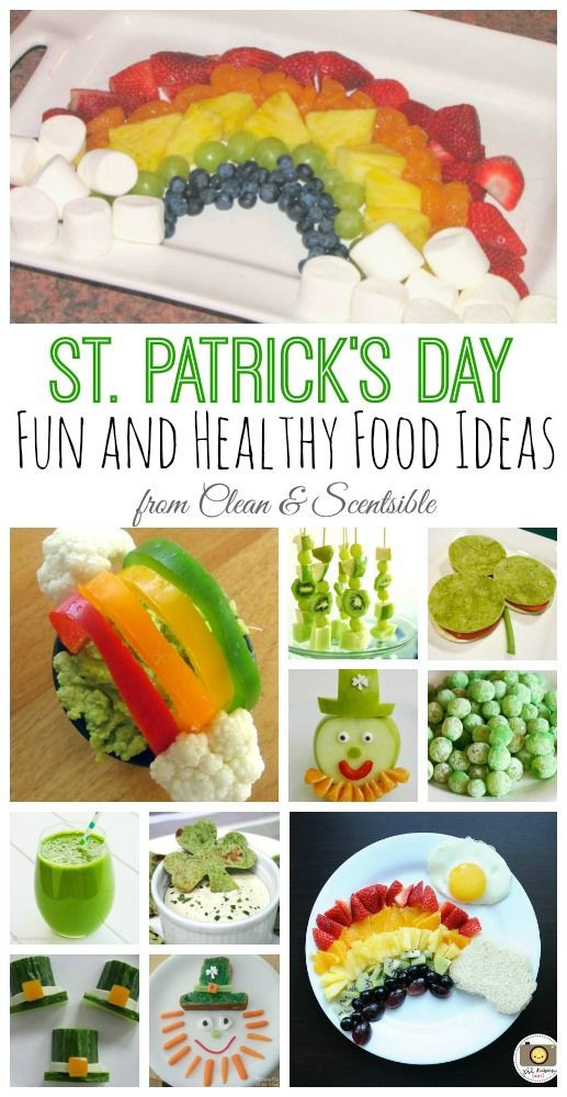 Healthy St Patrick'S Day Desserts  St patrick s day Patrick o brian and Food ideas on Pinterest