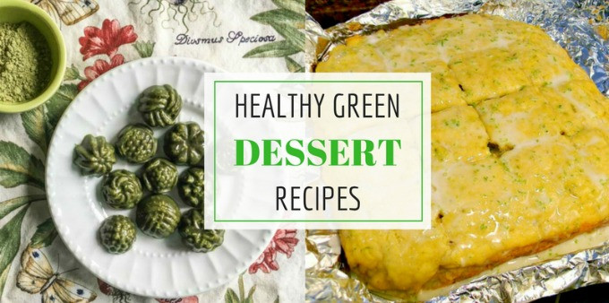 Healthy St Patrick'S Day Desserts  36 Healthy Green Recipes to Celebrate St Patrick s Day