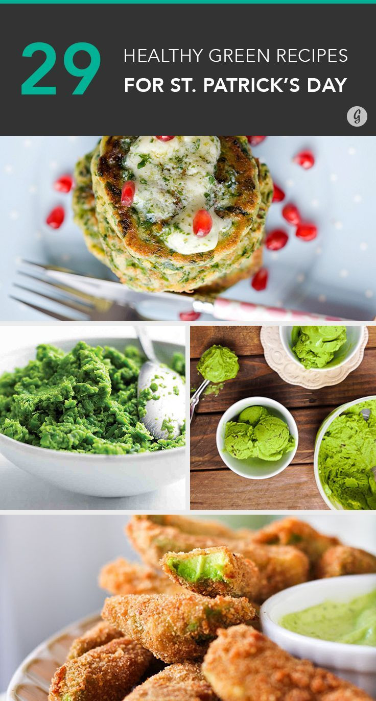 Healthy St Patrick'S Day Desserts  31 Healthy Green Recipes to Celebrate St Patrick's Day