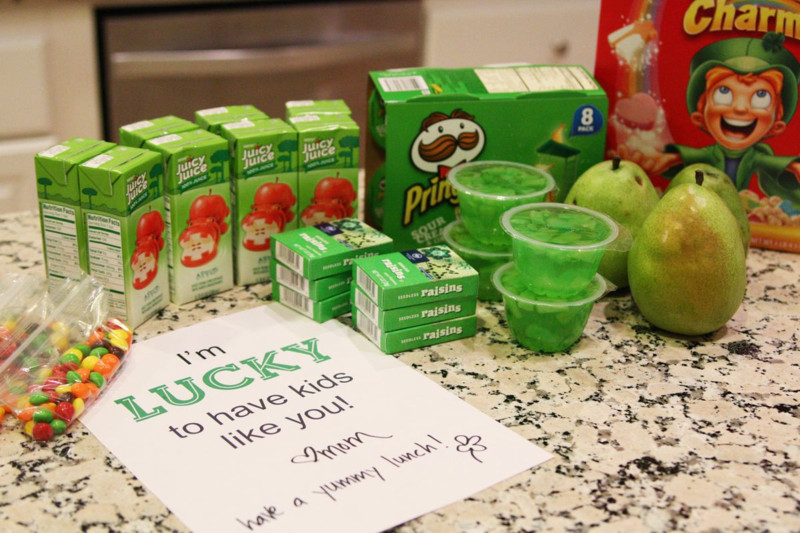 Healthy St Patrick'S Day Desserts  st patrick s day