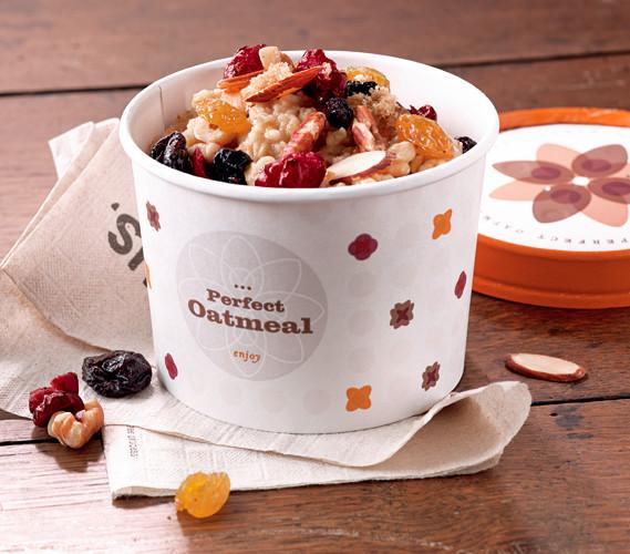 Healthy Starbucks Breakfast  Calories in Starbucks Food Diet Exercise Body The