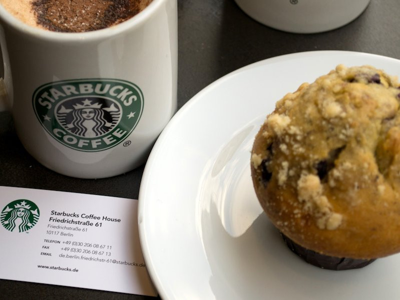 Healthy Starbucks Breakfast  These are the healthiest hot breakfast items you can