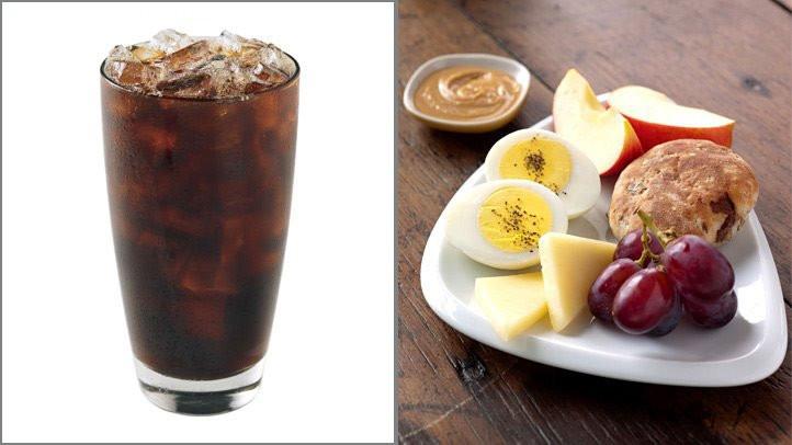 Healthy Starbucks Breakfast  10 Things Nutritionists Order at Starbucks