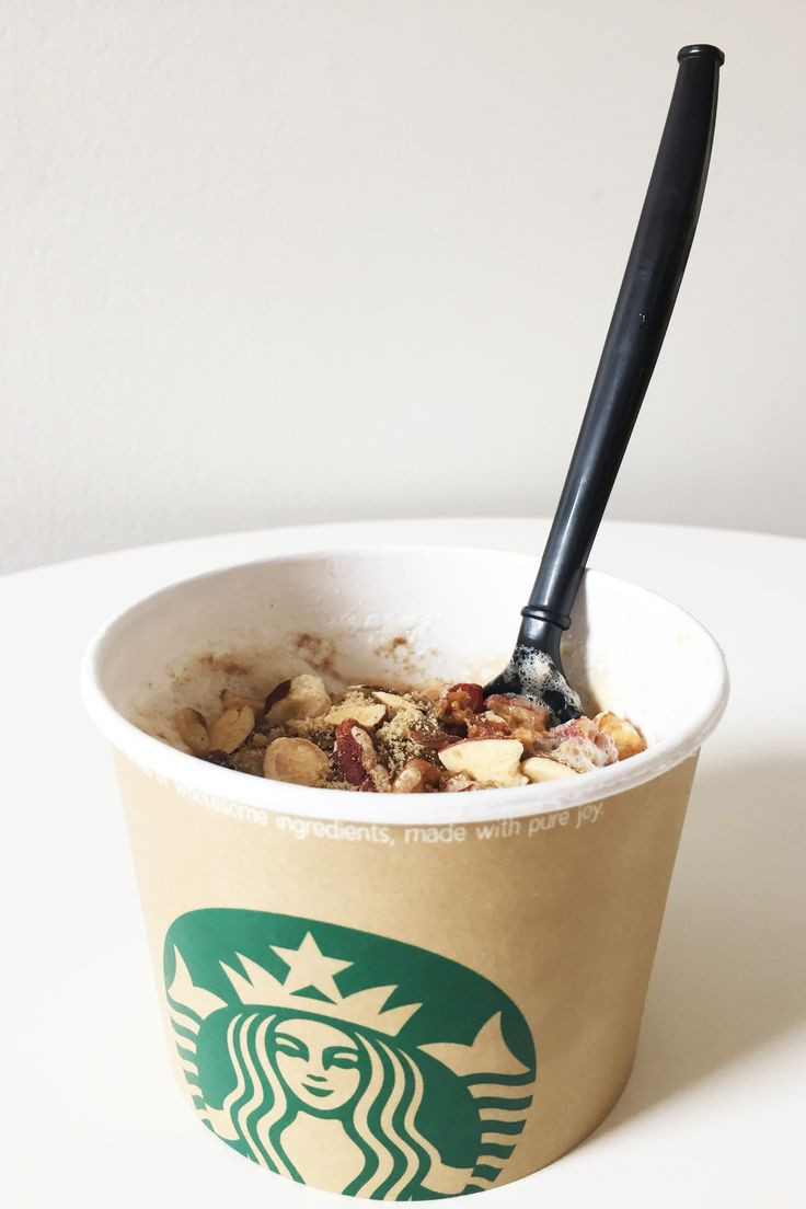 Healthy Starbucks Breakfast  1744 best Healthy Breakfast images on Pinterest