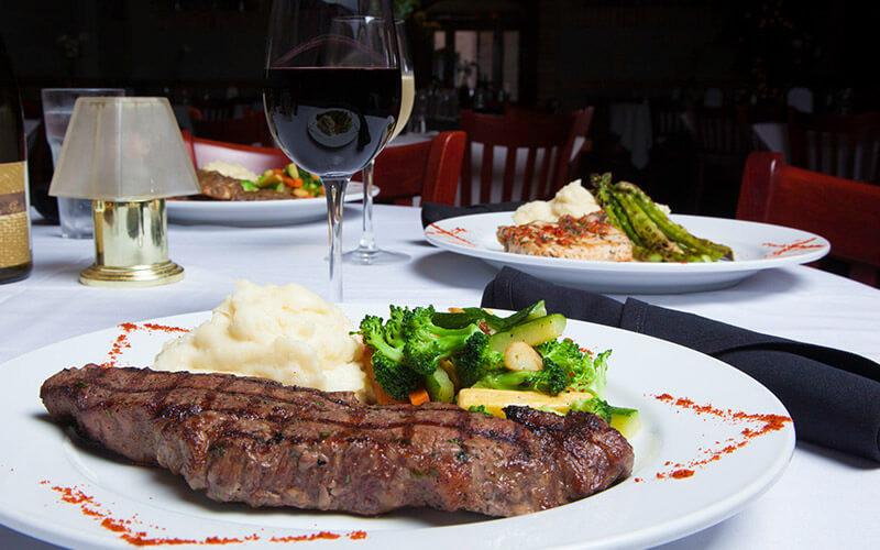 Healthy Steak Dinner  The Zone Diet Plan Guide