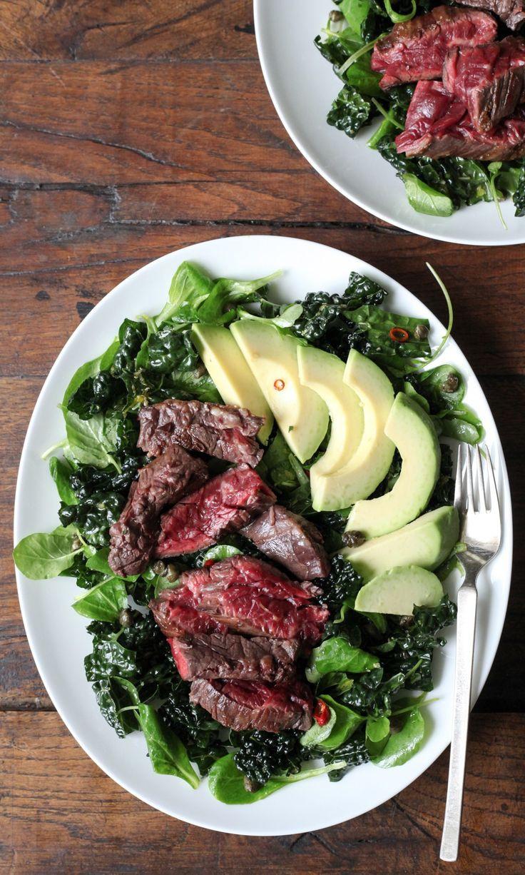 Healthy Steak Dinner  1842 best Healthy Dinner images on Pinterest