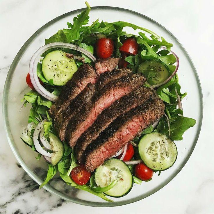 Healthy Steak Dinner  25 best ideas about Steak Dinner Sides on Pinterest