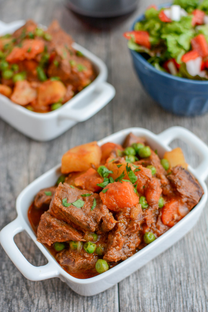 Healthy Stew Meat Recipes  Instant Pot Beef Stew
