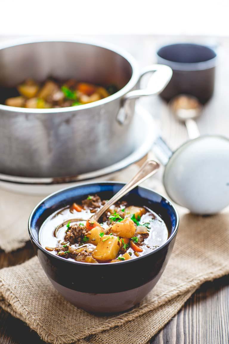 Healthy Stew Recipes  quick beef stew Healthy Seasonal Recipes