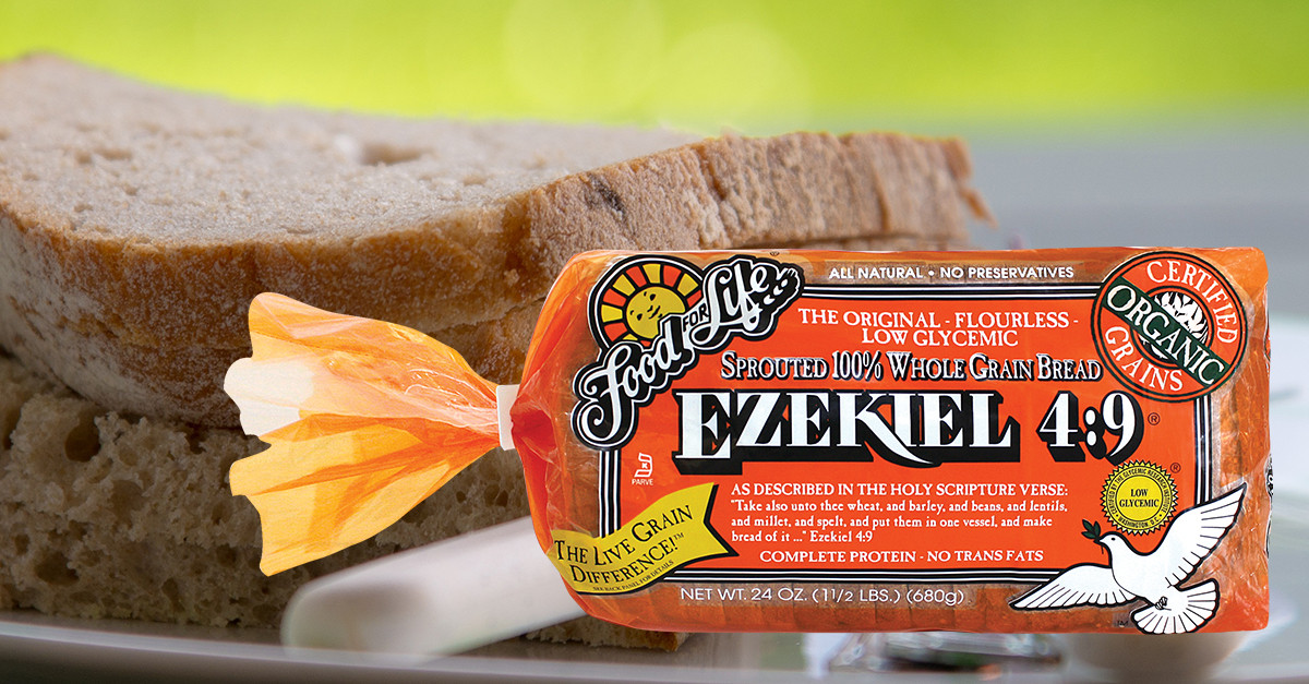 Healthy Store Bought Bread  Why Sprouted Grain Bread is the Healthiest Bread You Can