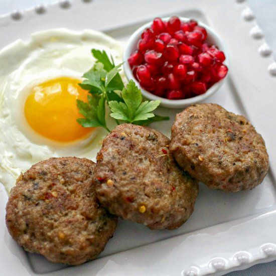 Healthy Store Bought Breakfast  A delicious healthy alternative to store bought sausage